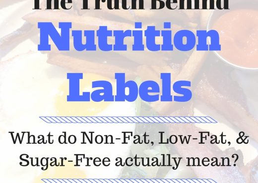 The Truth Behind Food Labels