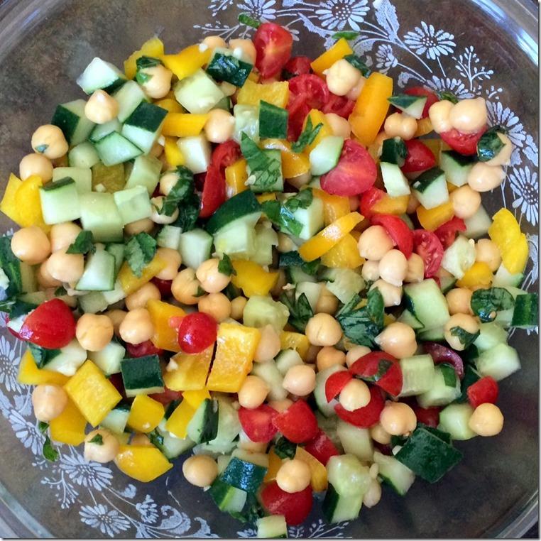 Mediterranean Chopped Salad _4