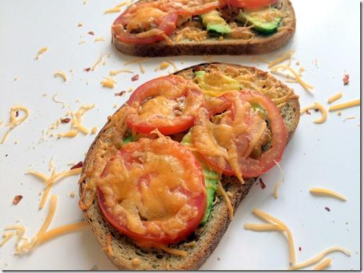 tomato avocado melt _2